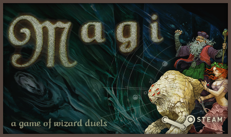 Magi on Steam