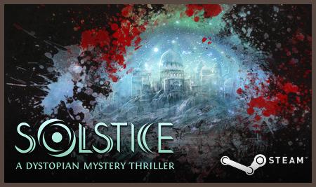 Solstice on Steam